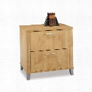 2 Drawer Lateral File Cabinet by Bush