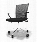 Height Adjustable Task Chair by Mayline Office Furniture