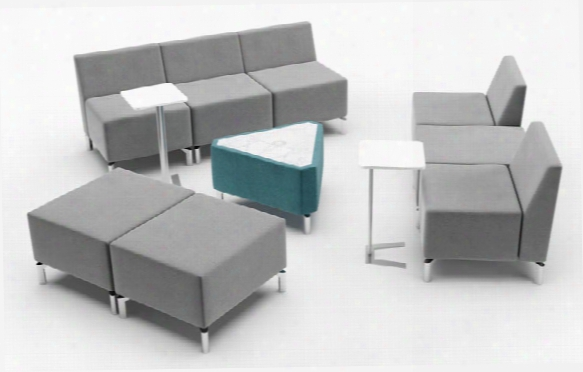 Triangle Configuration Lounge By Woodstock