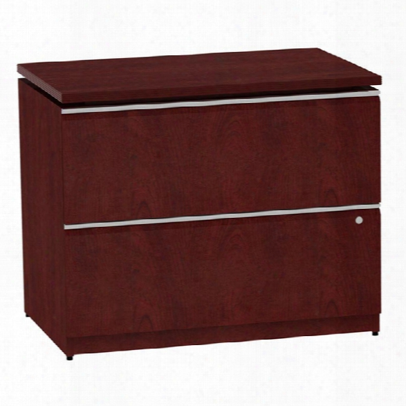 Two Drawer Lateral File By Bush