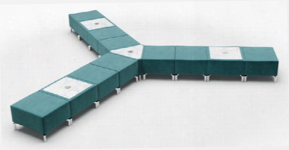 Y Shape Configuration Lounge By Woodstock