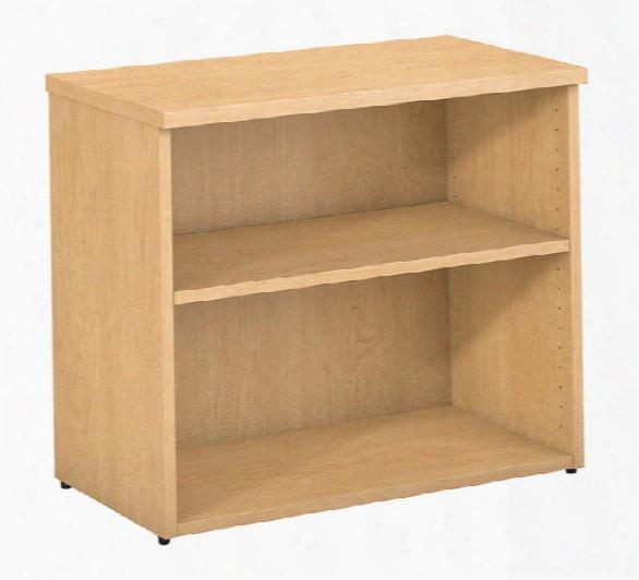 2 Shelf Bookcase By Bush