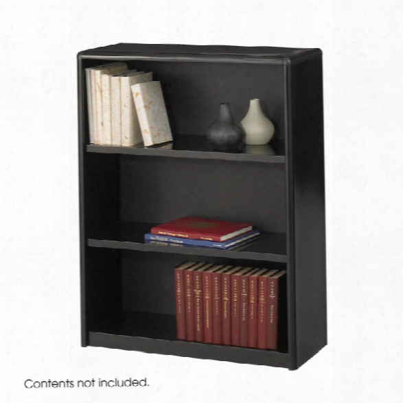 3-shelf Valuemateã'â® Economy Bookcase By Safco Office Furniture