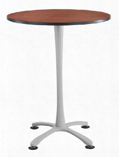 "36"" Round, X Base Bistro-height By Safco Office Furniture"