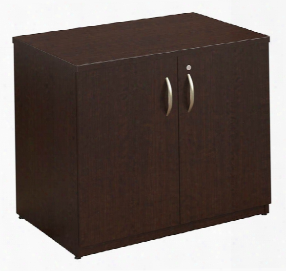 "36""w Storage Cabinet By Bush"