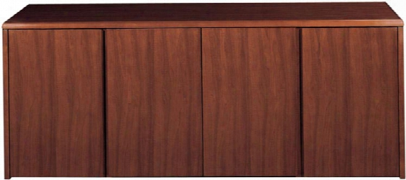 4 Door Storage Credenza By Cherryman Furniture