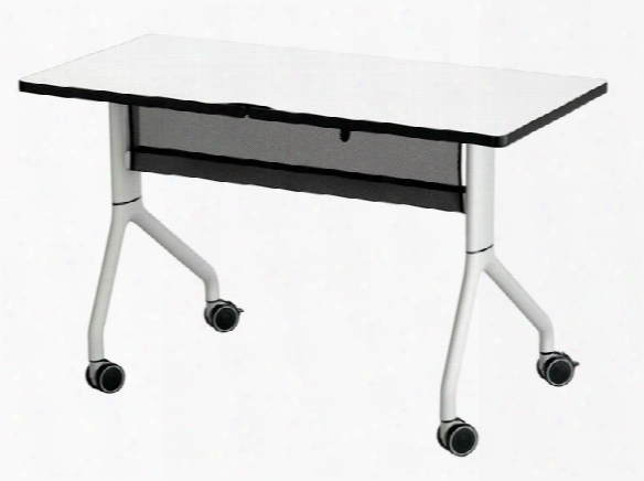 "48"" X 24"" Rectangle Table By Safco Office Furniture"