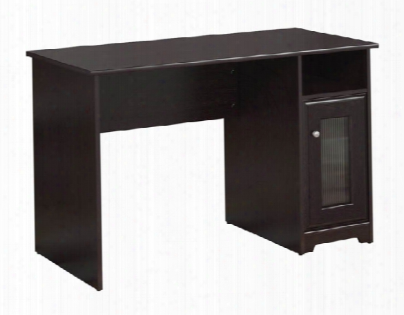 """48""""w Single Pedestal Desk By Bush"""