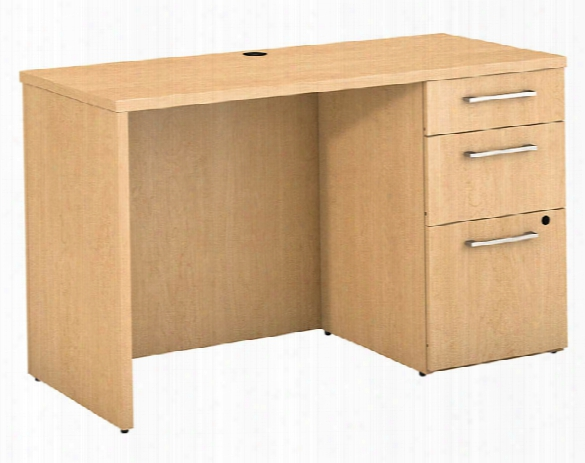 "48""w X 22""d Office Desk With Storage By Bush"