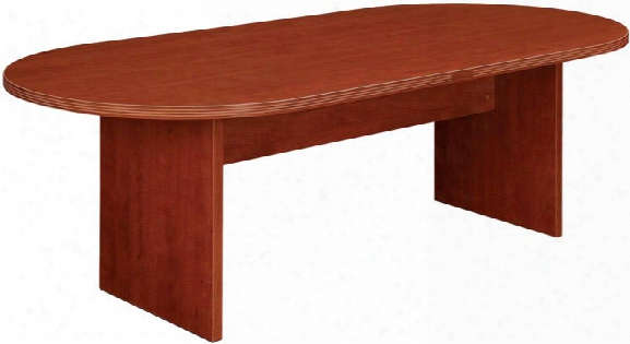 6' Racetrack Conference Table By Dmi Office Furniture