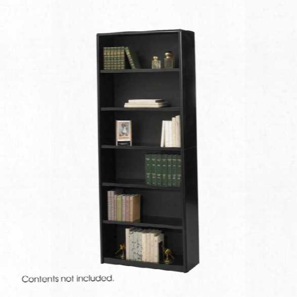 6-shelf Valuemateã'â® Economy Bookcase By Safco Office Furniture