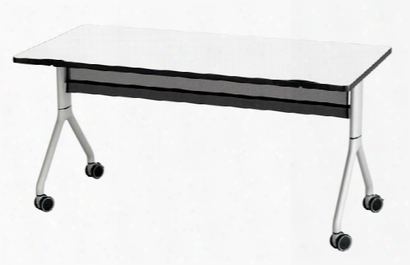 "60"" X 30"" Rectangle  Table By Safco Office Furniture"