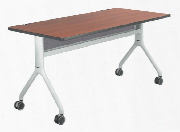 "60"" X 30"" Rectangular Training Table By Safco Office Furniture"