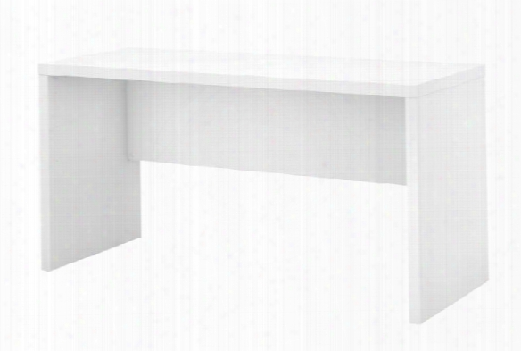 "60""w Credenza Desk By Bush"