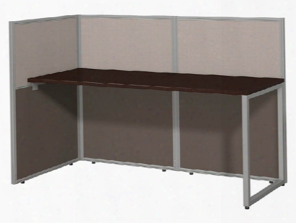 "60""w Straight Desk Open Office By Bush"