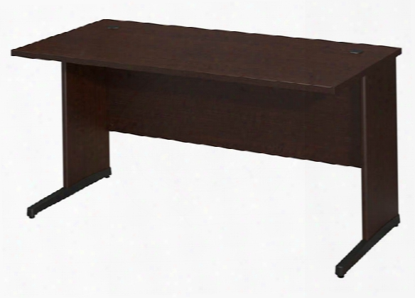 "60""w X 30""d C-leg Desk By Bush"