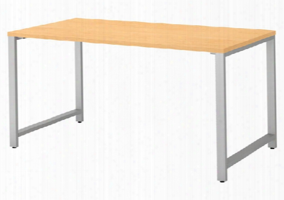 "60""w X 30""d Table Desk By Bush"