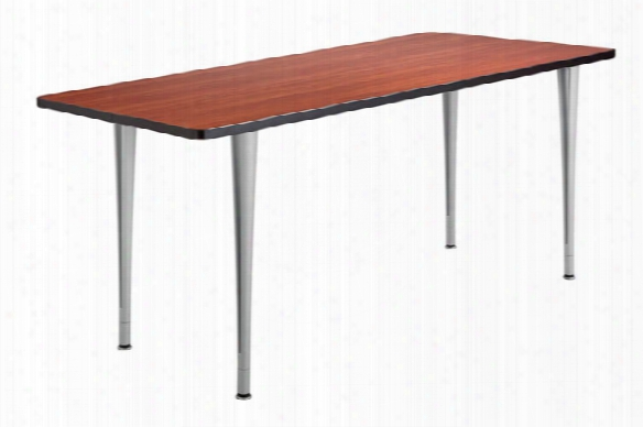 "72"" X 24"" Mobile Table With Glides By Safco Office Furniture"