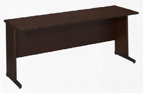 """72""""w X 24""""d C-leg Desk By Bush"""