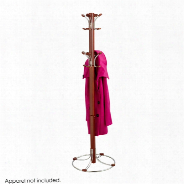 Bamboo Coat Rack By Safco Office Furniture