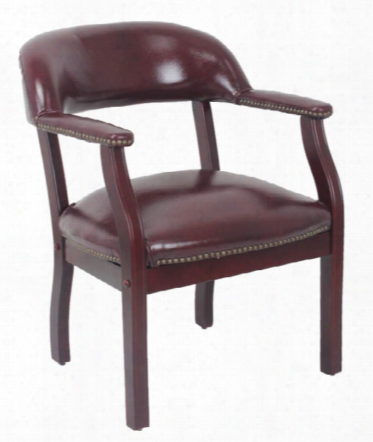 Captain's Style Chair By Solution Seating