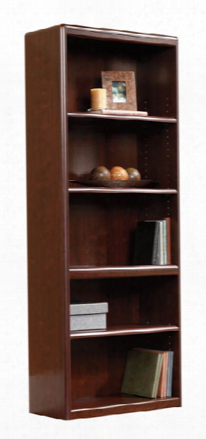 Classic Cherry Bookcase By Sauder