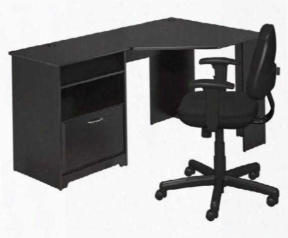 Corner Desk Andoffice Chair By Bush