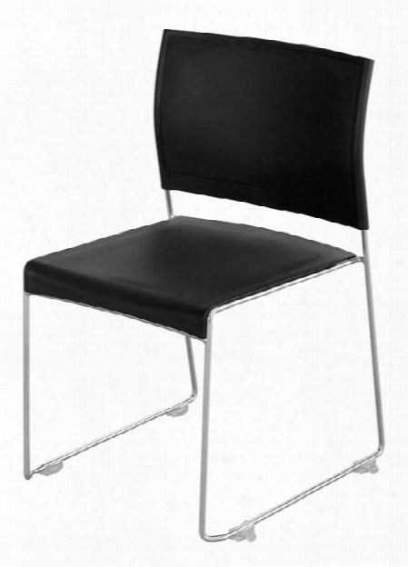 """Currantâ""""¢ High Density Stack Chair (qty. 4) By Safco Office Furniture"""
