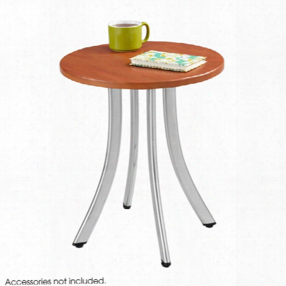 "Decoriâ""¢ Wood Side Table - Short By Safco Office Furniture"
