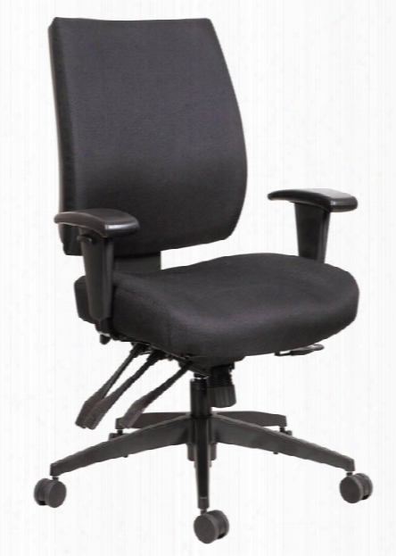 Deluxe Adjustable Task Chair By Bush