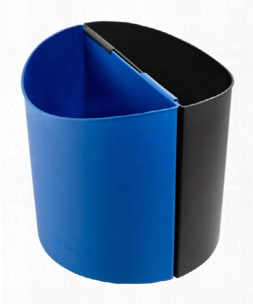 Desk-side Recycling Receptacle-lg By Safco Office Furniture