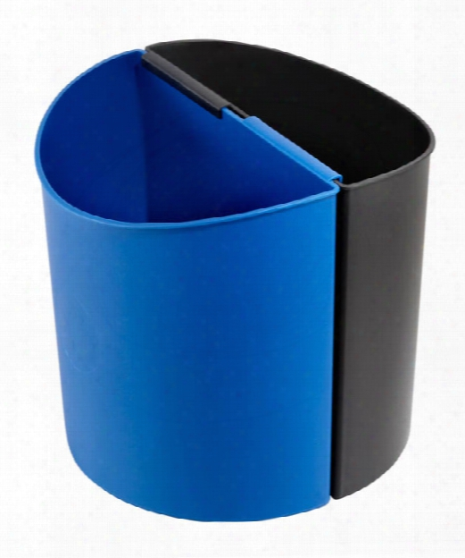 Desk-side Recycling Receptacle-sm By Safco Office Furniture
