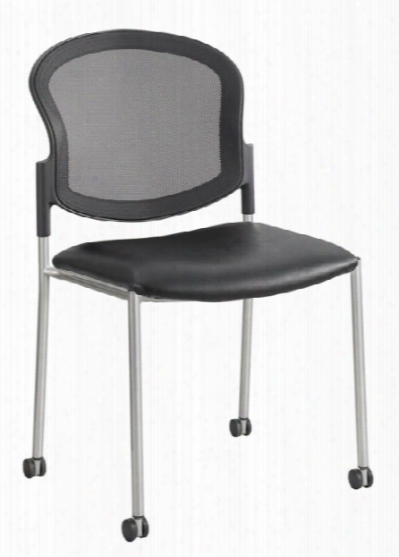 """Diazâ""""¢ Guest Mesh Back Chair By Safco Office Furniture"""