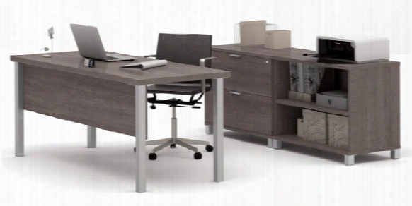 Executive Desk Set By Bestar