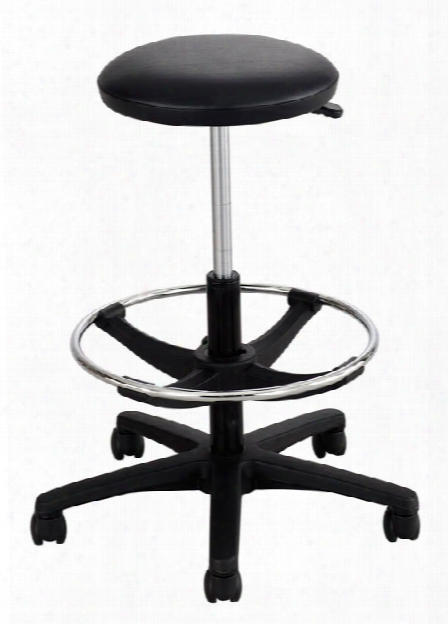 Extended-height Lab Stool By Safco Office Furniture