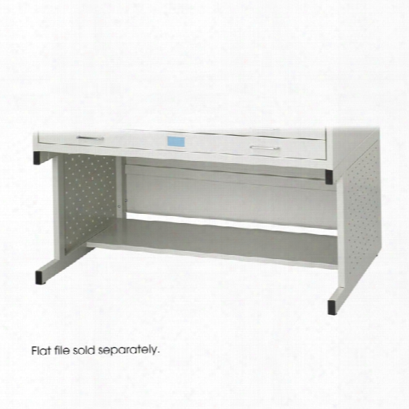 Facil Flat File High Base-medium By Safco Office Furniture