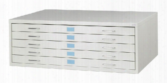 Facil Steel Flat File-medium By Safco Office Furniture