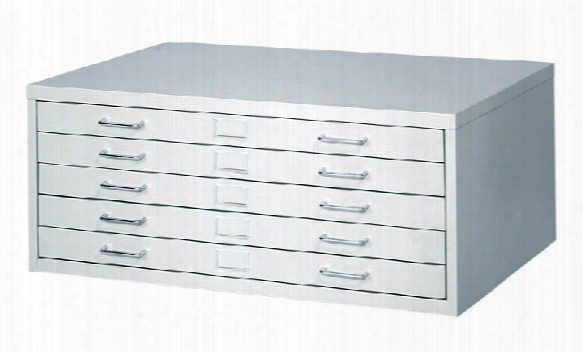 Facil Steel Flat File-small By Safco Office Furniture