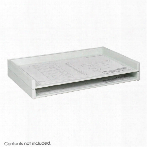 "Giant Stack Tray For 24"" X 36"" Documents (qty. 2) By Safco Office Furniture"