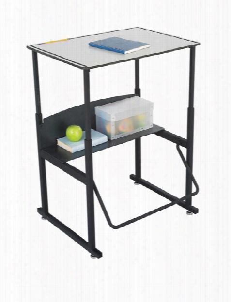 Height Adjustable Student Desk By Safco Office Furniture