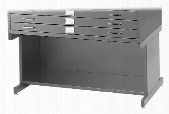 High Base For Flat File By Safco Office Furniture