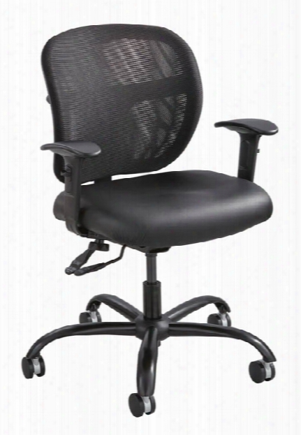 Intensive Use Mesh Task Chair By Safco Office Furniture