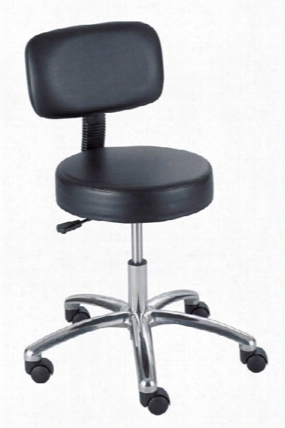 Lab Stool With Back By Safco Offiice Furniture