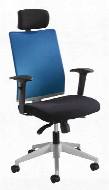 Manager Chair With Headrest By Safco Office Furniture