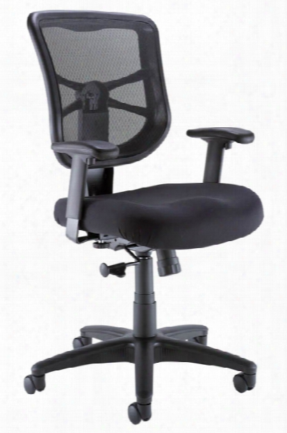 Mesh Back Managers Chair By Bush