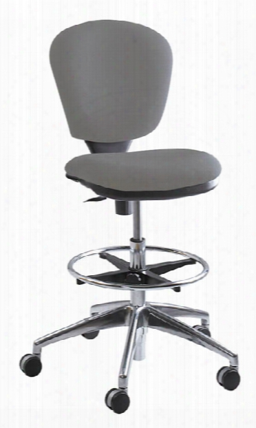 Mid Back Extended Height Chair By Safco Office Furniture