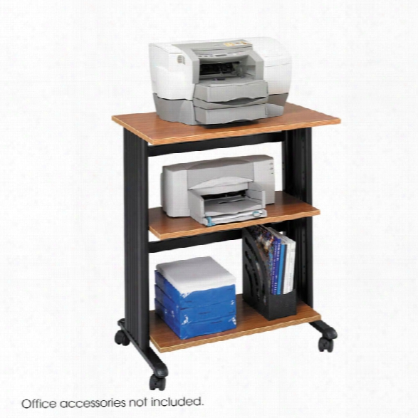 Mobile Machine Cart By Safco Office Furniture