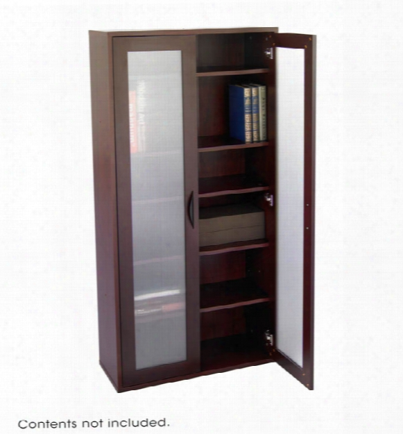 Modular Storage Tall Cabinet By Safco Office Furniture