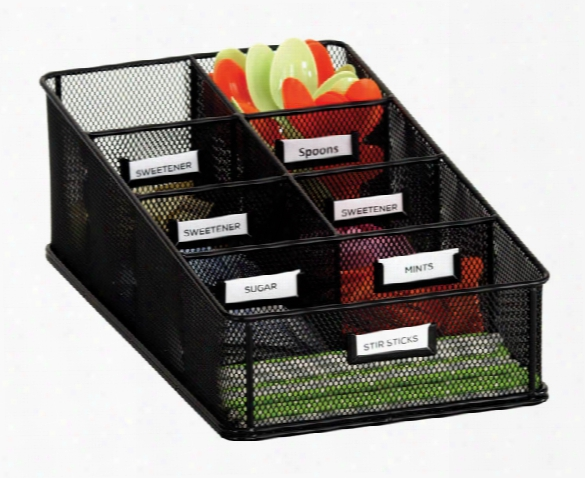 "Onyxâ""¢ Condiment Carton By Safco Office Furniture"