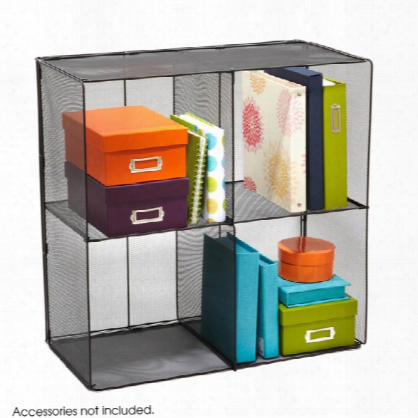 """Onyxâ""""¢ Mesh Cubes (set Of 2) By Safco Office Furniture"""